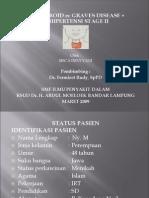 Hipertiroid Ec Graves Disease Dengan Hipertensi Stage 2