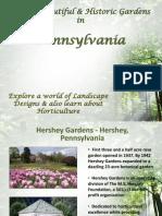 7 Most Beautiful Flower Gardens in Pennsylvania