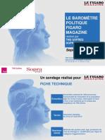 Baromètre politique - septembre 2012