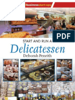 Deborah Penrith-Start and Run a Delicatessen (Small Business Starters Series)(2009)