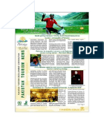 Pakistan Tourism News - November 2006