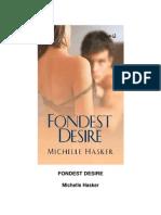 Michelle Hasker - Fondest Desire