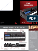 dbx Professional PMC 16 Brochure