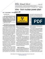 121 - Fukushima Daiiche - From Nuclear Power Plant to Nuclear Weapon