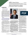 161 - U.S. Presidential Decree and Keshe Foundation Response