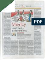 Arkadiusz Radwan  - Miedzy nieudolnoscia a bezprawnoscia - Rzeczpospolita - 29 08 2012 (Mazowsze)