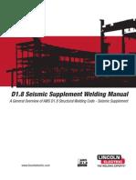 D1.8 Seismic Supplement Welding Manual