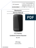 HTC Blackstone Service Manual