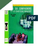 Bonzon P-J 08 Les Six Compagnons Les Six Compagnons Et Le Chateau Maudit 1965