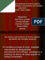p.point Texto Zago