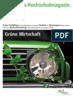 AKAD. Das Hochschulmagazin. Heft 18 | April 2010