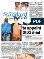 Manila Standard Today - August 30, 2012 Issue