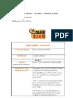 Direito Constitucional - Andre Alencar - Poder Constituinte