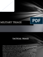 Military Triage