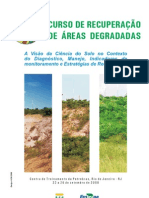 Manual de Recuperacao de Areas Degradadas
