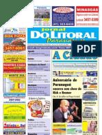 Jornal DoLitoral Paranaense - Edição 29 - Online - julho 2005
