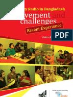 Community Radio in Bangladesh - Achievement & Challenges
