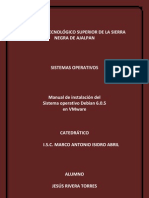 Manual de Debian