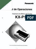KX P1150 MnlsUso