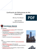 2012.08.30 Intro Certificacion LEED