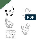 Dibujos Animales y Abcedario