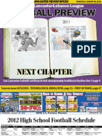 2012 High School Football Preview