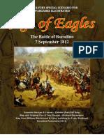 Age of Eagles Borodino Scenario