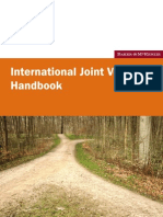 International Joint Ventures Handbook_Baker McKenzie