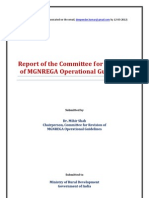 Report Committee Revision Guidelines