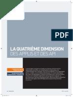 LA QUATRIÈME DIMENSION DES APPLIS ET DES API
