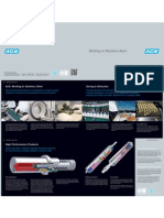 ACE Stainless Steel Brochure