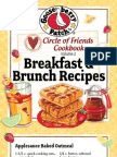 25 Breakfast & Brunch Recipes by Gooseberry Patch