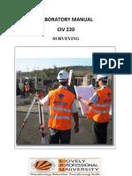 16909_New Survey Lab Manual