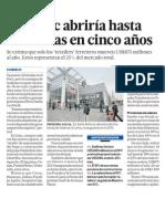 Sodimac Crece en Peru