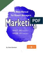 Meta Marketing Intro 12 Ps and Selectivity