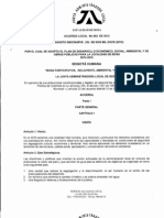 Plan de Desarrollo Bosa 2013-2016