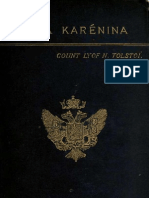 Anna Karenina by Lyof Tolstoi