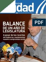 Revista Fuenlabrada Ciudad - Septiembre 2012