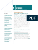 Shadac Share News 2012aug29