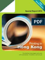 Publishing in Hong Kong, August 2012