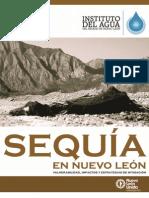 Sequía en Nuevo León