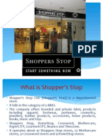 Presentation on Shoppers Stop