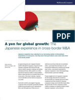 Yen for Global Growth