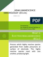 Chemiluminescent Immunoassay | Immunoassay | Elisa
