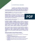 Auditoría y Control de Sistemas e Informática