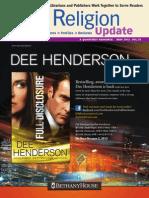 Religion Update II, May 2012