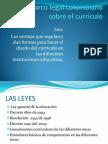 Marco legal colombiano sobre el currículo