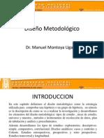 11. Diseño Metodológico