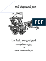 Bhagavad Gita Poems English