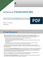 Behavioral Transformation Map
